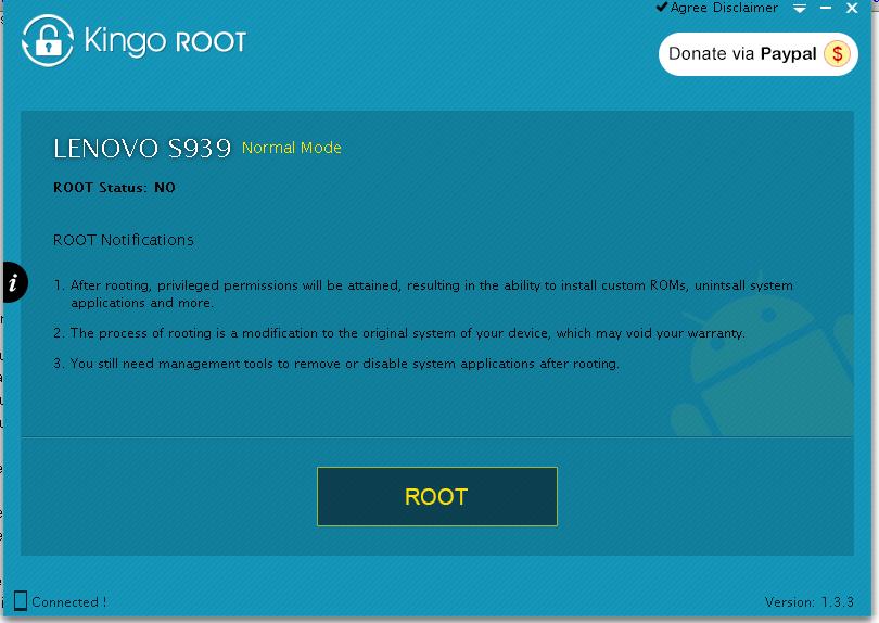 cara root android terbaru