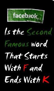 Facebook Famus Words