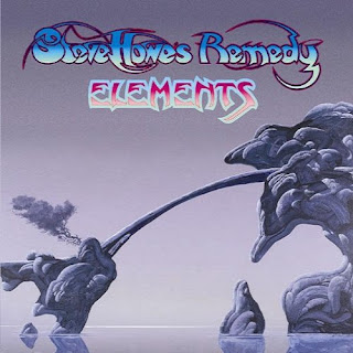 Steve Howe's Remedy - The Elements album cover