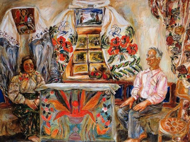 Юрий Луцкевич, Старики, 1989