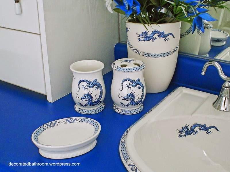 Accesorios De Baño Ceramica: de Casas: Accesorios de cerámica para el cuarto de baño