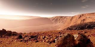 cuaca panas, cuaca planet mars, mars, penelitian mars, permukaan mars, planet mars
