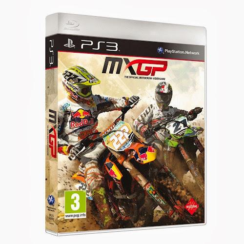 MXGP PS3 Español Región EUR