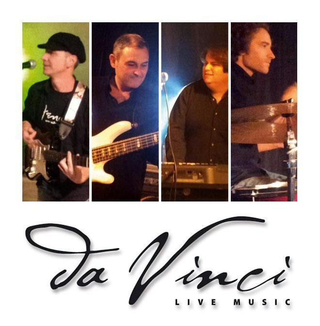 Banda Da Vinci, grupo de versiones Pop y Rock en Cartagena, Murcia