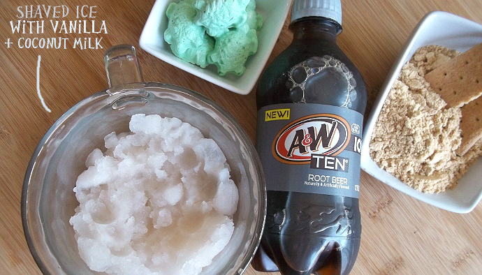 A&W TEN Float