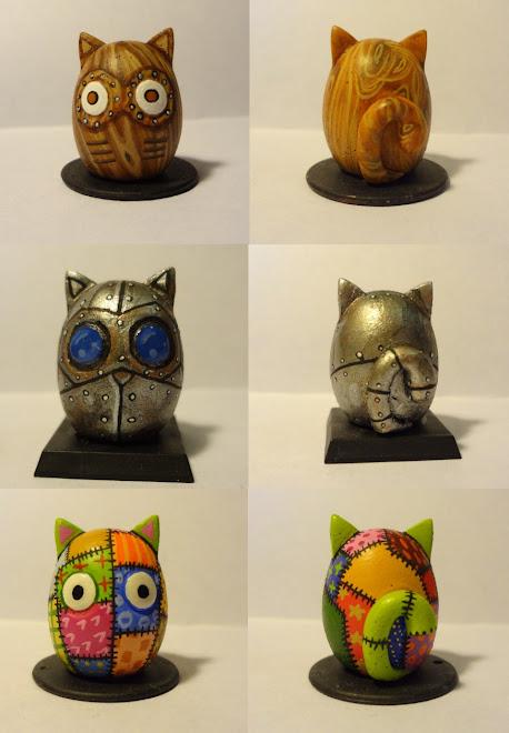 Gaticos con Diseños Especiales