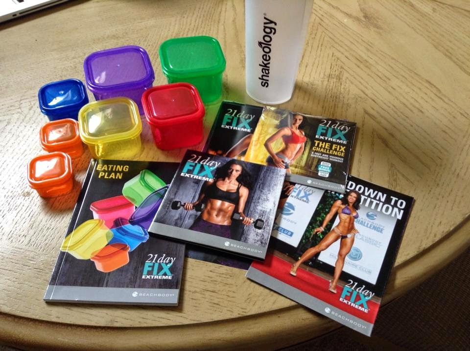 Upper Fix Extreme - 21 Day Fix Extreme - 21 Day Fix Extreme Challenge Group
