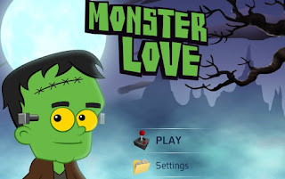 Play Free Monster Love Awesome Puzzle Online Games