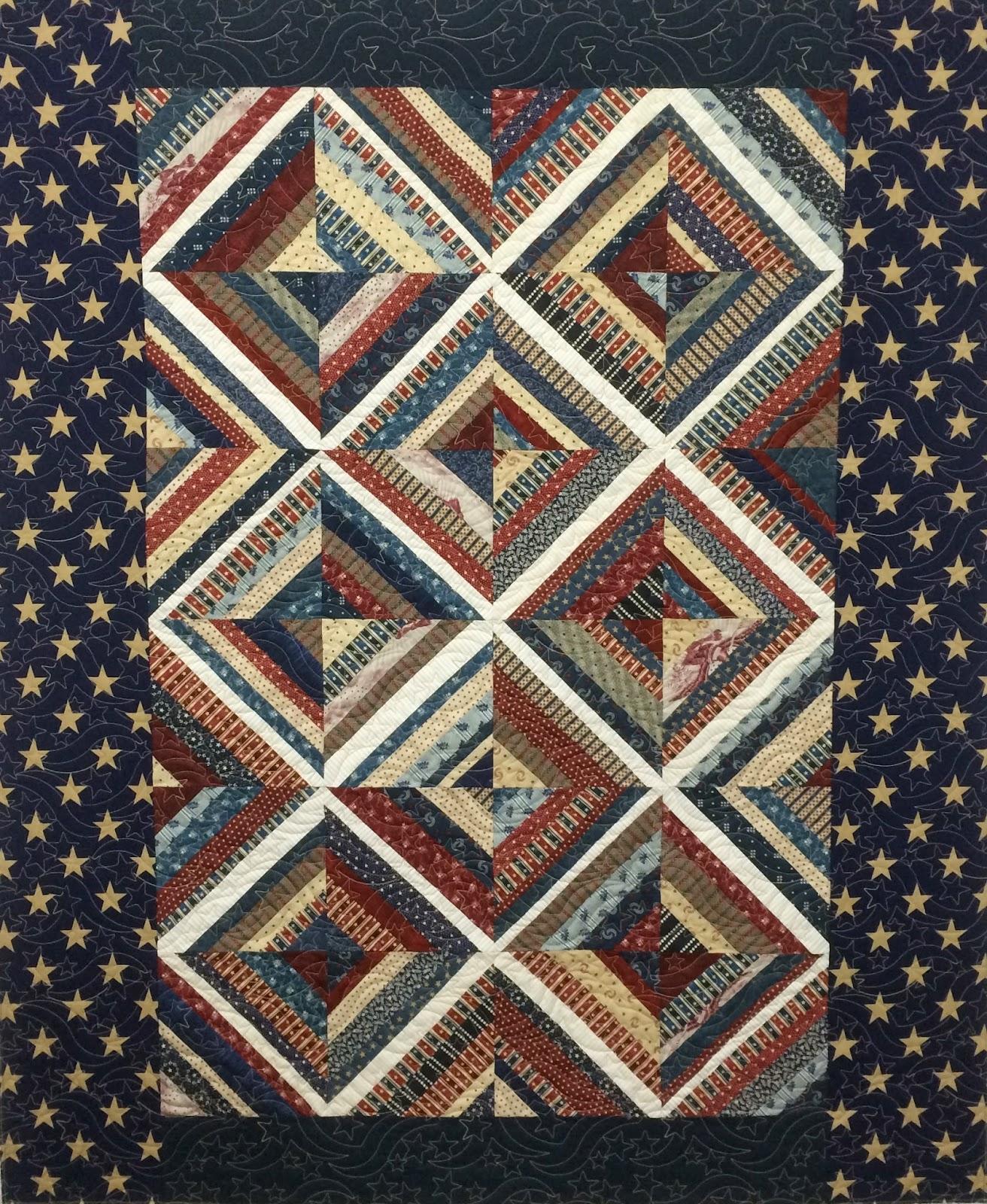 Rosemary Duke Americana Quilt