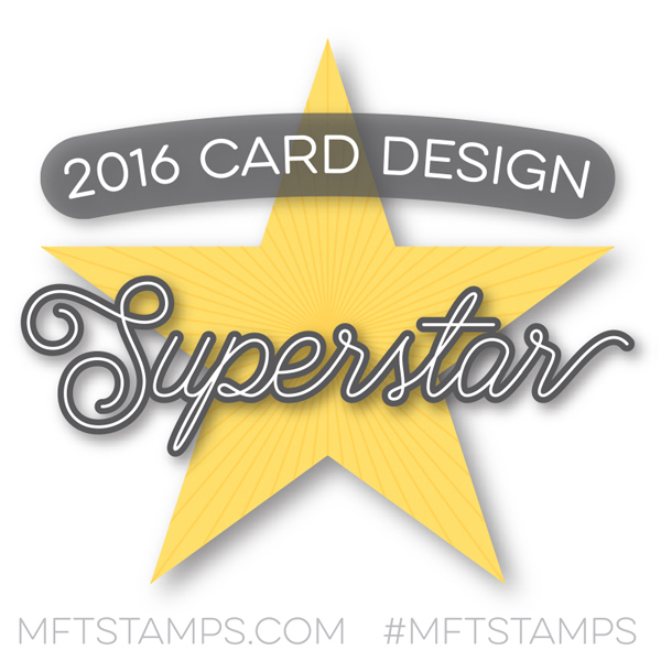MFT Card Design Superstar 2016