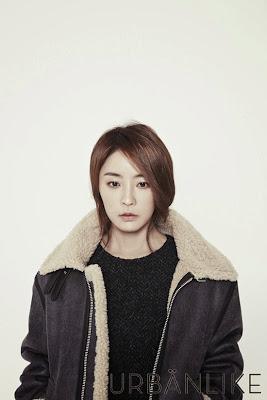 Jung Yoo Mi - Urban Like Magazine December Issue 2013