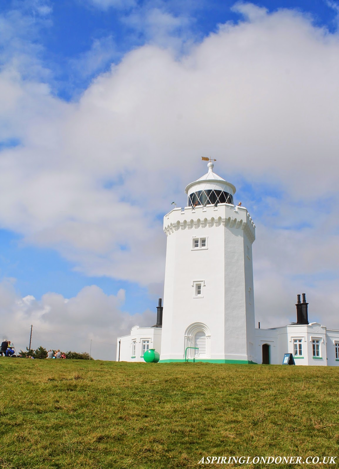 South Foreland Lighthouse, White Cliffs of Dover, Kent - Aspiring Londoner
