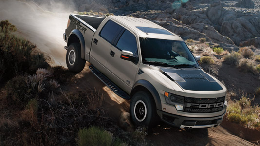 Ford F-150 SVT Raptor Production Increasing