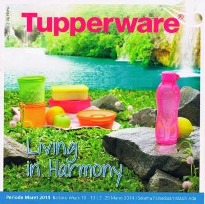 Tupperware Promo Maret 2014