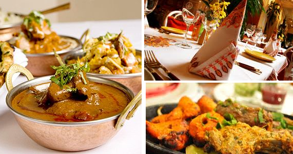 Indian Home Food Delivery Jakarta