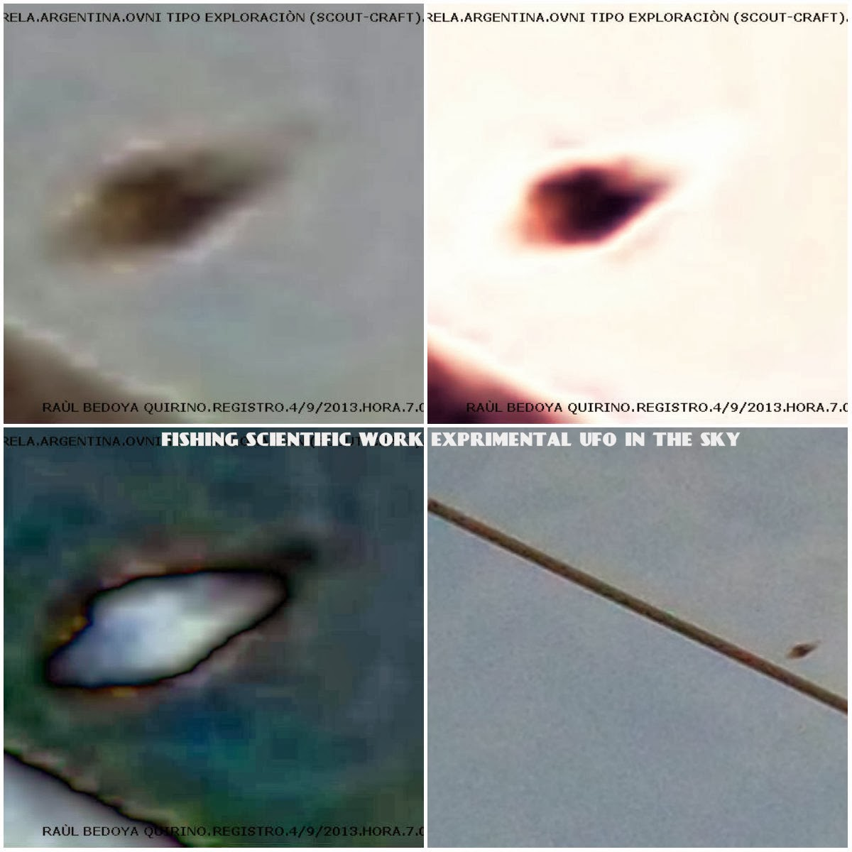 UFO SONDA..