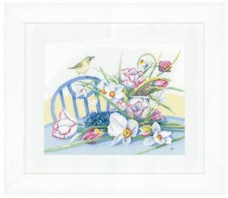 Lanarte. Нарциссы на столе (Daffodils On Table)