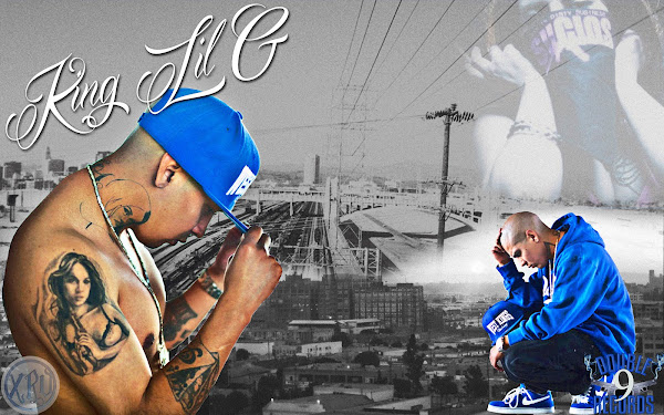 Wallpaper: King Lil G Of Double 9 Records