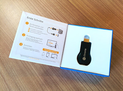 Google Chromecast im Unboxing - Foto 1