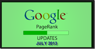 Pagerank Updated 2013