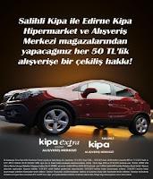 Edirne-Kipa-AVM-Çekiliş-Kampanyası-Edirne-Kipa-AVM-Opel-Mocca-Çekiliş-Kampanyası