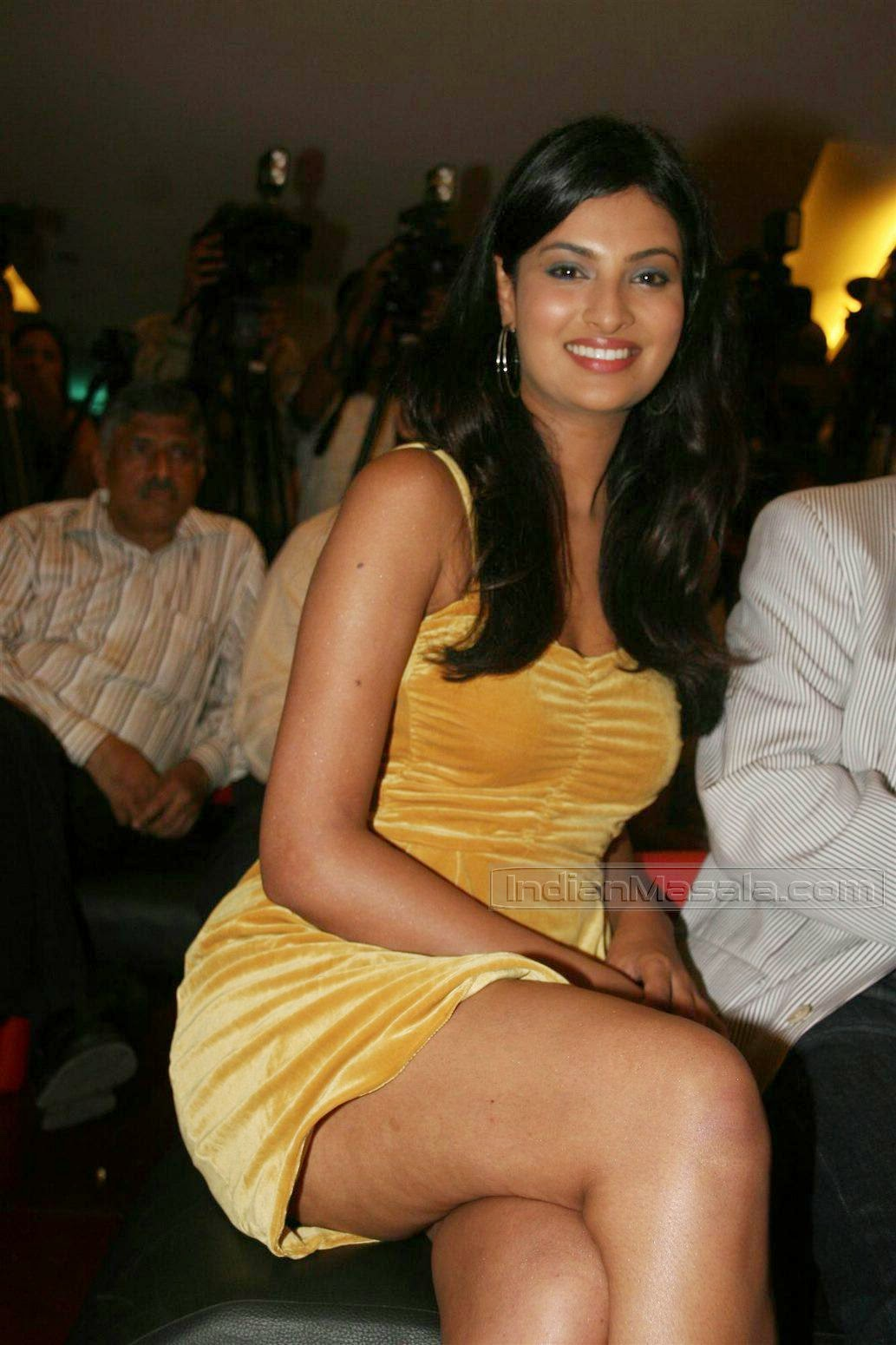 bollywood crossed legs
