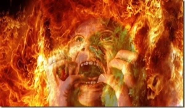 Σοκ και δέος!! οι υποκριτές  χριστιανοί που γιορτάζουν το Πάσχα και ψηφίσαν ΣΥΡΙΖΑ θα καούν στις φωτιές της κολάσεως
