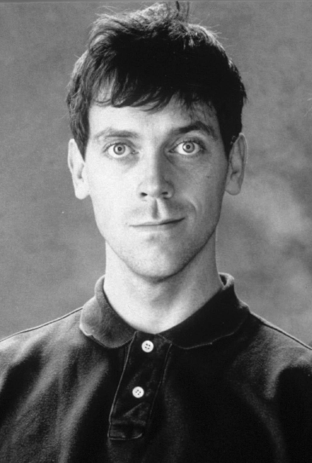 Hugh Laurie Young Phot...