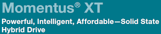 Seagate Momentus® XT Solid State Hybrid Drives Review banner