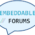 Free Embeddable Forums for Blogger & How to Embed These Forums