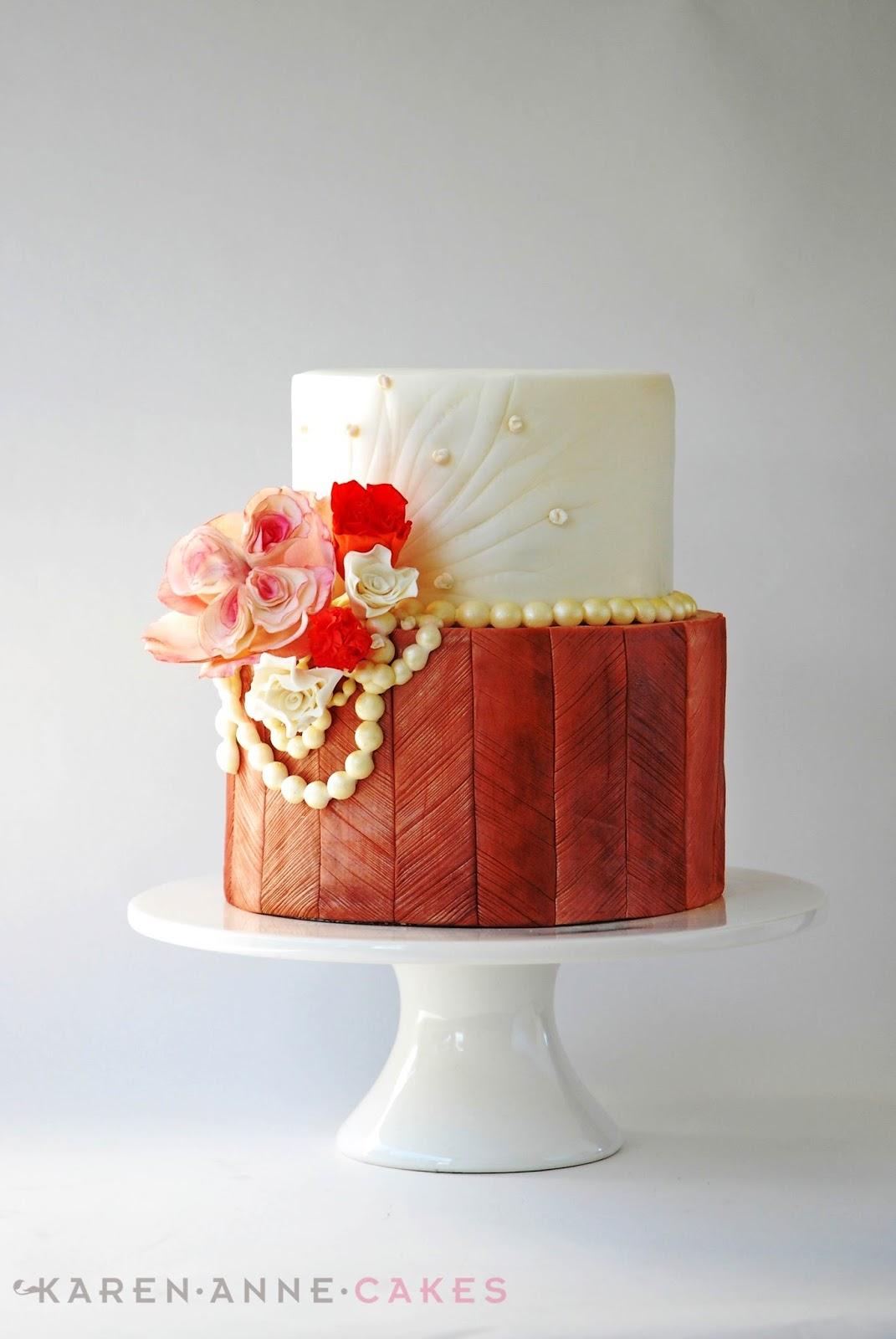 bruidstaart als verjaardagstaart