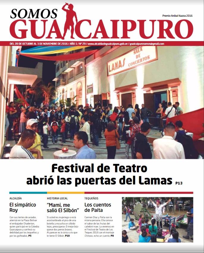 Somos Guaicaipuro 29