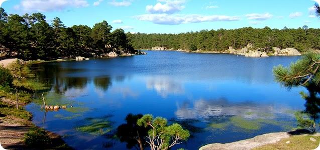 Lago Arareko, Creel - Chihuahua