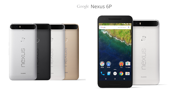 From Nexus One to Nexus 6P : And more to come