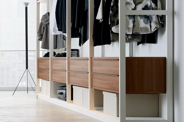 Seaseight design blog mad about l 39 armadio che non e - Accessori cabina armadio ...