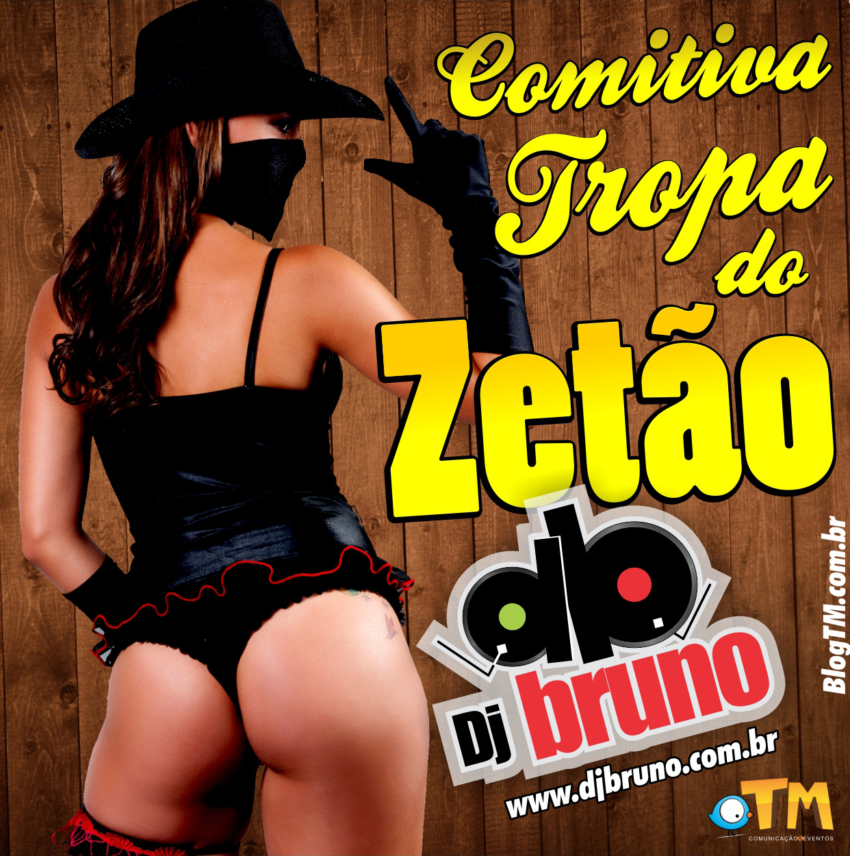 Dj Bruno Granado - Comitiva Tropa do Zet�o Vol.02
