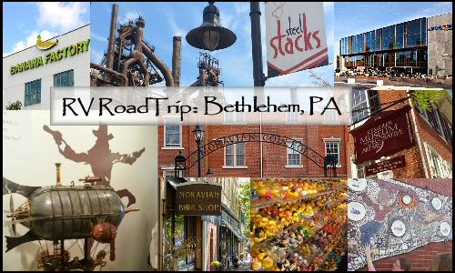 RoadAbode RV RoadTrip Bethlehem PA