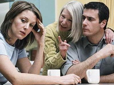 ارتباط الزوج بامة مشكلة ارتباط