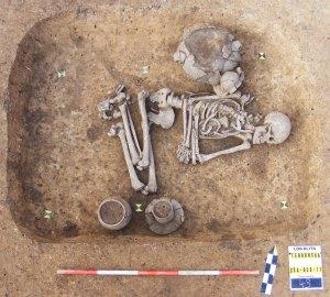 Hallan restos de homosexual de la prehistoria