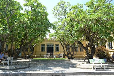 Cham Museum building , Danag