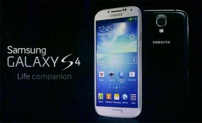 Samsung Galaxy S4 Uygulamaları