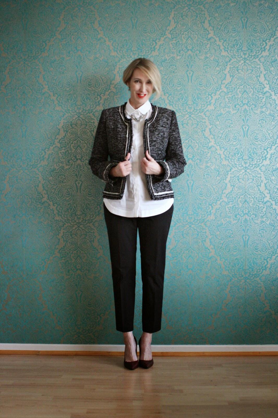 Capsule Wardrobe - Basis-Outfit für die Business-Garderobe 2.Teil