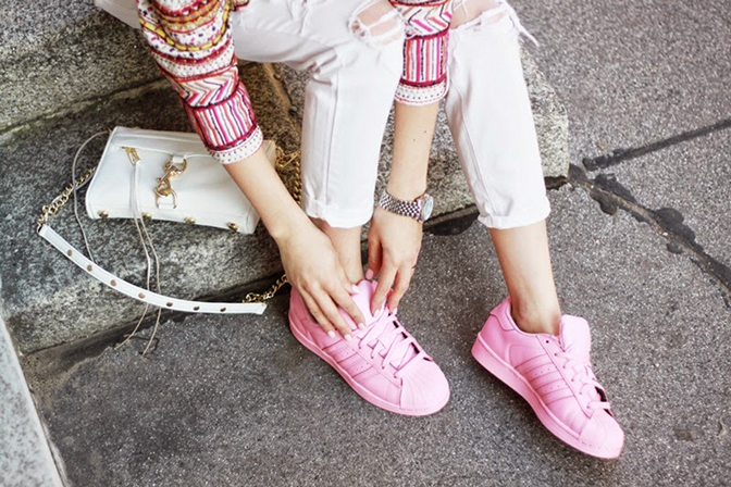 Adidas Superstar Supercolor Arcobaleno