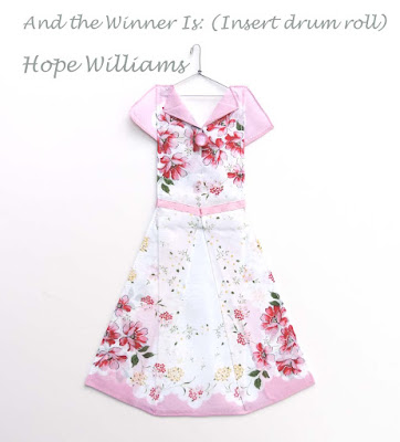 Hankie Dress Giveaway