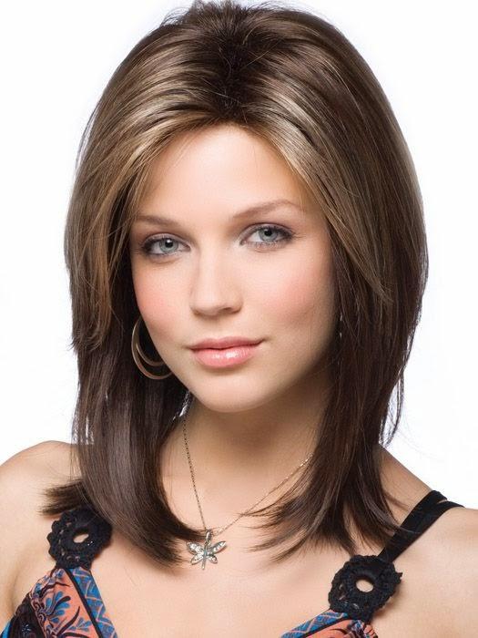 25 gambar model gaya rambut pendek sebahu wanita 2015