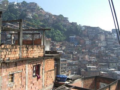 Die Slums von Rio