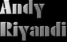 ANDY RIYANDI