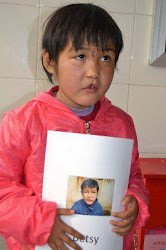 Sponsoring little Betsy - UPDATE: Betsy has a family!