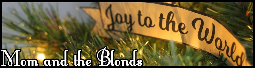 Mom and the Blonds