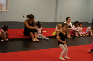 beginner dance class charlotte toddlers